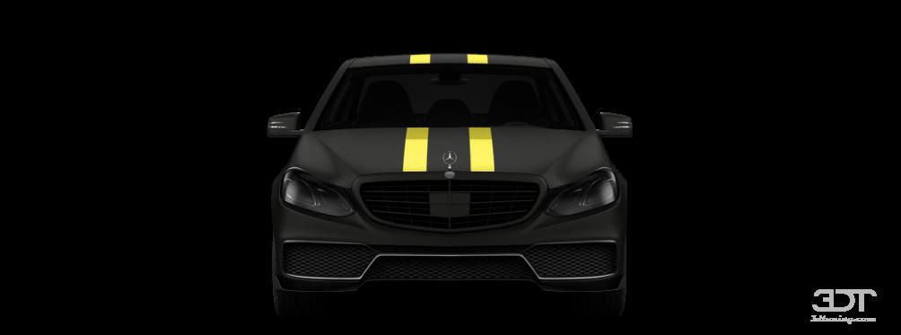 Mercedes E class'14
