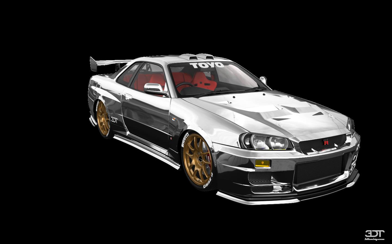 Nissan Skyline GT-R'00