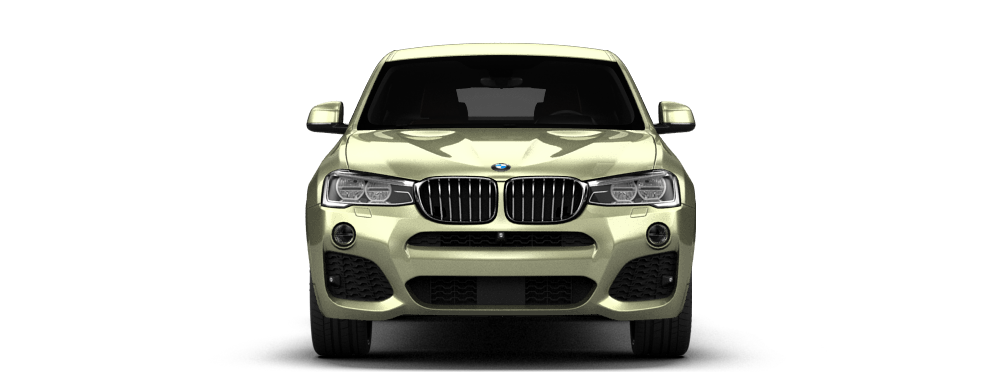 BMW X4'15
