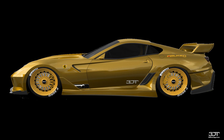 Ferrari 599'12