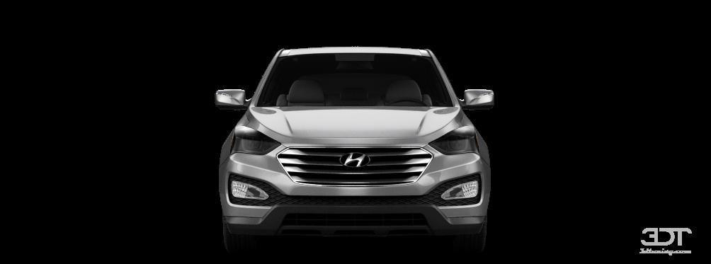 Hyundai Santa Fe SUV 2013