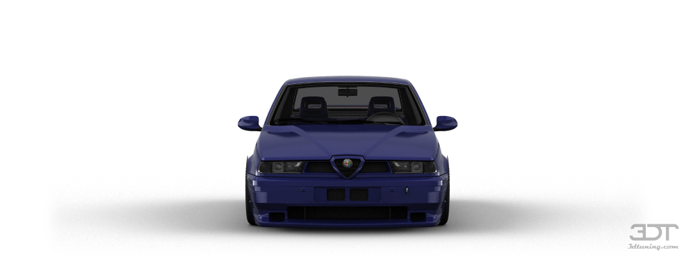 Alfa Romeo 155 Q4'92