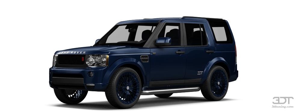 Range Rover Discovery 4 SUV 2012 tuning