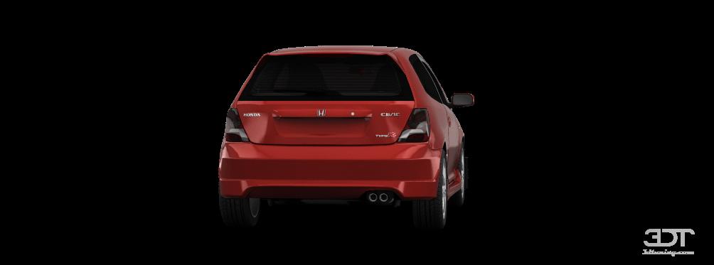 Honda Civic Type-R'04