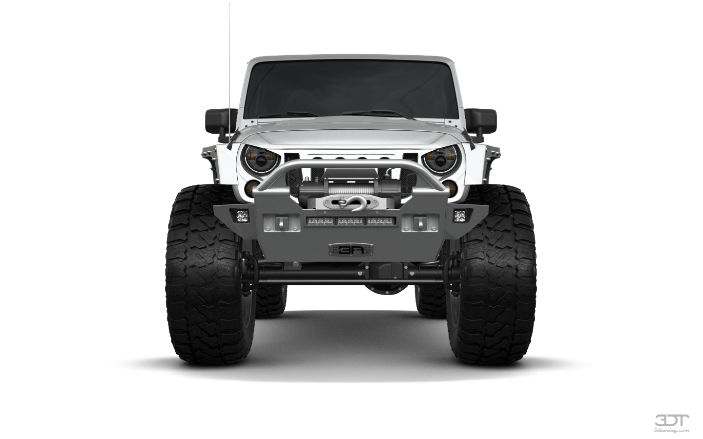 Jeep Wrangler Unlimited Rubicon Recon 4 Door SUV 2017