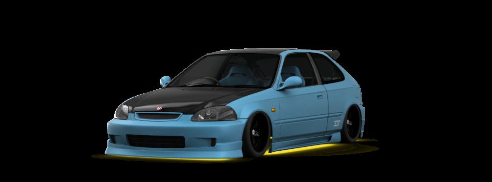 Honda Civic Type-R'97