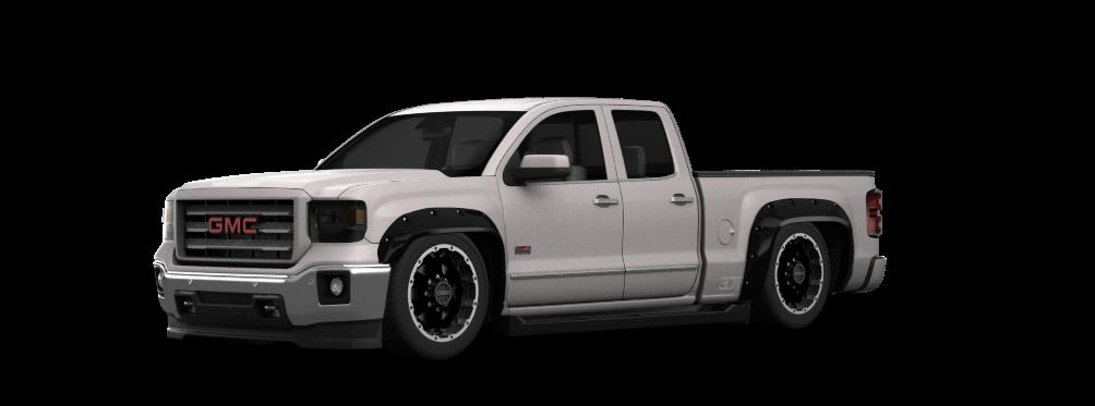 GMC Sierra Crew Cab Truck 2014 tuning