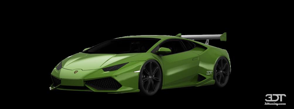 My Perfect Lamborghini Huracan N R 3dtuning Probably