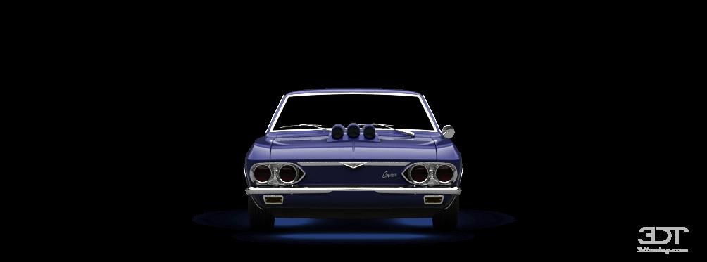 Chevrolet Corvair Monza'69