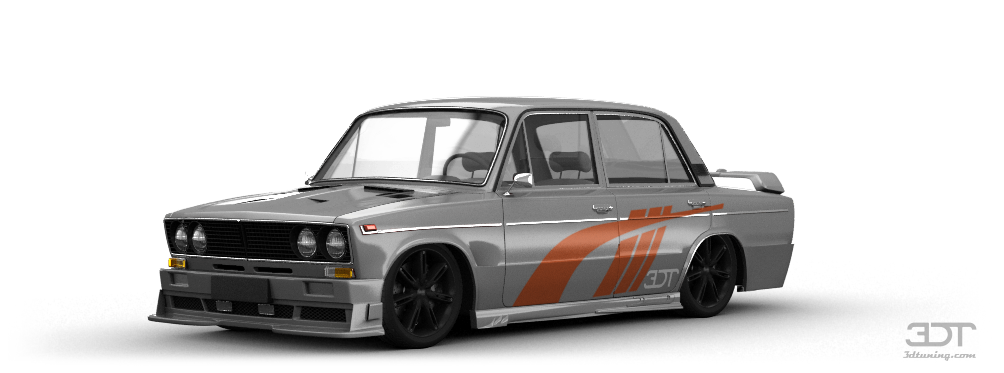 Lada 2103 Sedan 1972 tuning