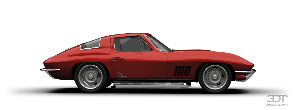 Chevrolet Corvette Coupe 1964 tuning