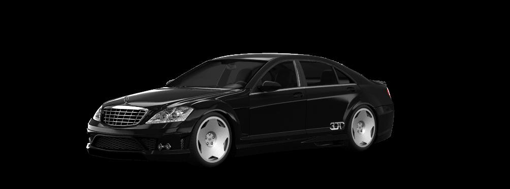 Mercedes S class'05
