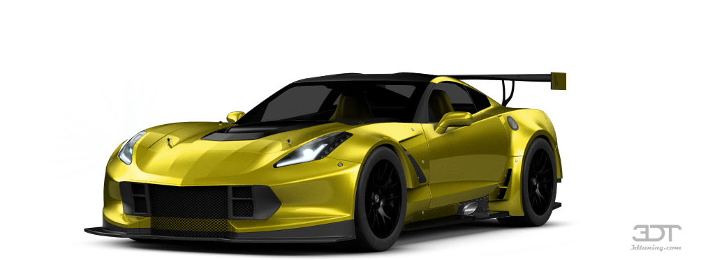 Chevrolet Corvette C7 Coupe 2014 tuning