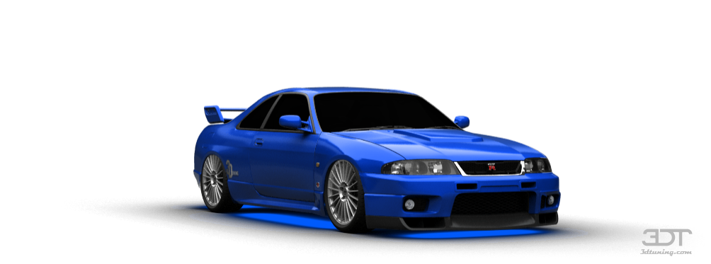 3dtuning Of Nissan Skyline Gt R Coupe 1997 3dtuning Com