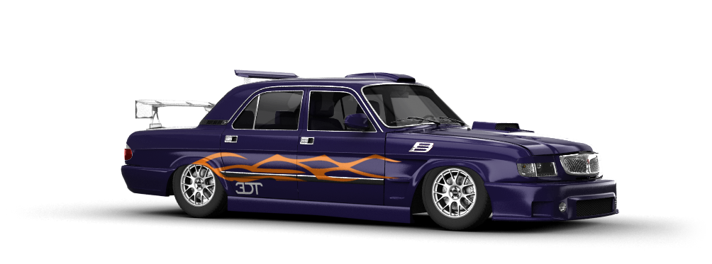 GAZ Volga 3110'97