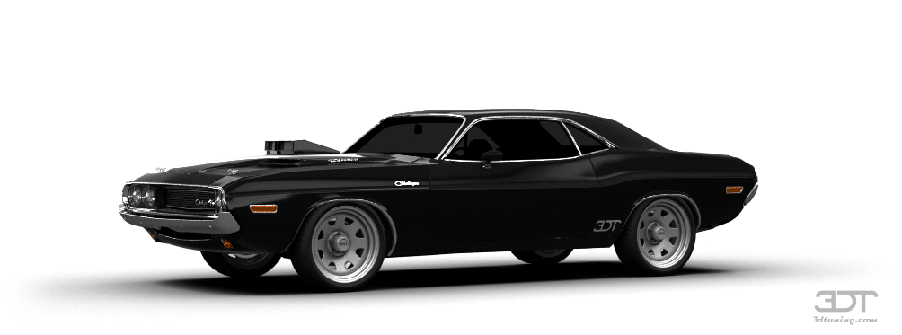 My Perfect Dodge Challenger