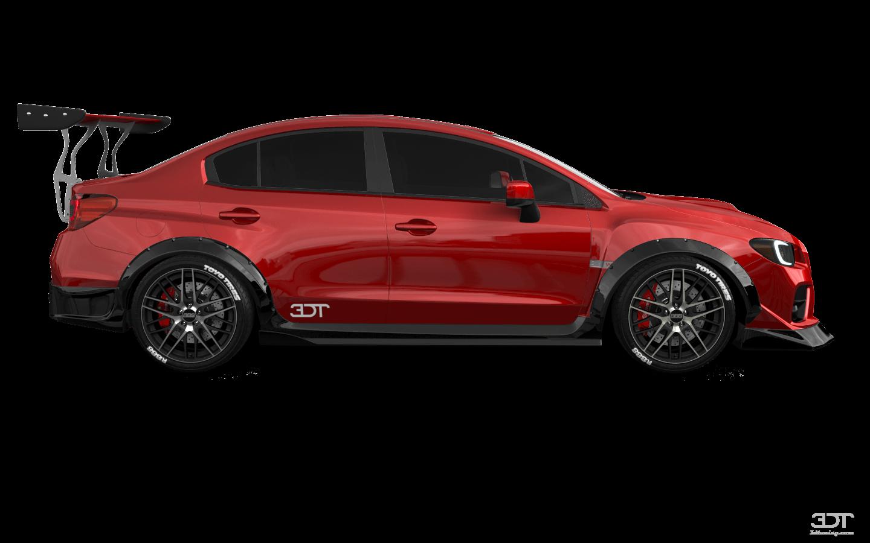 Subaru Impreza WRX STI'15