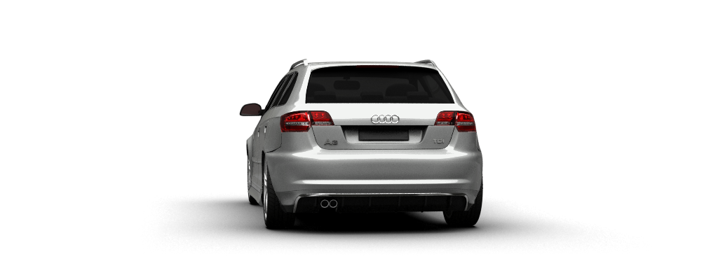 Audi A3 5 Door Hatchback 2011 tuning