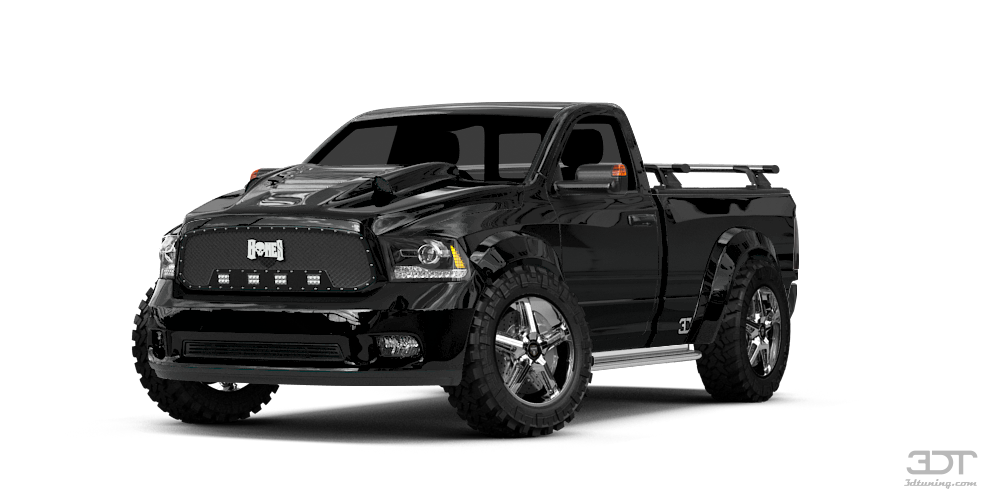 dodge ram 1500 regular cab truck 2014 tuning. Black Bedroom Furniture Sets. Home Design Ideas