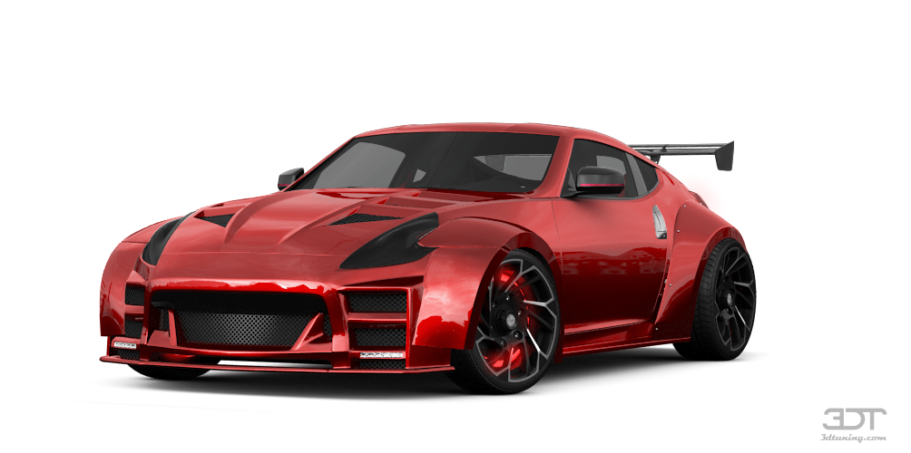 3dtuning of nissan 370z coupe 2015 unique. Black Bedroom Furniture Sets. Home Design Ideas