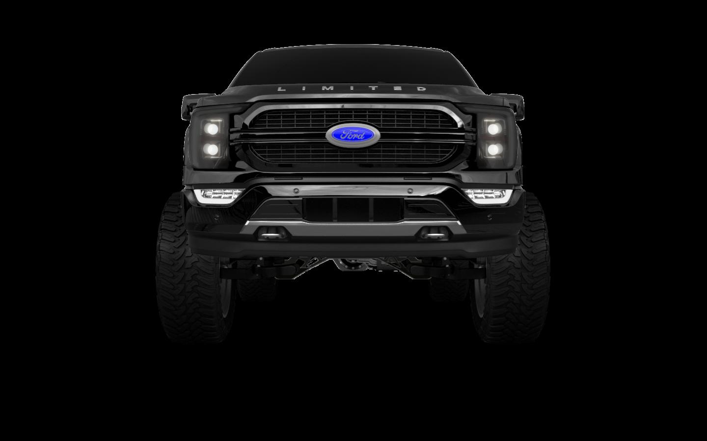 Ford F-150 SuperCrew 4 Door pickup truck 2021
