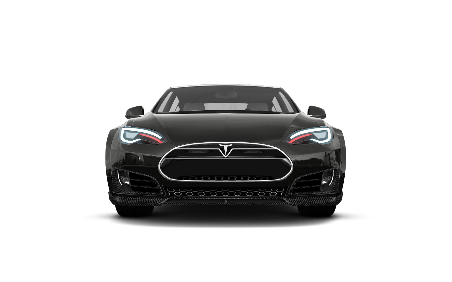 Tesla Model S 5 Door Liftback 2013