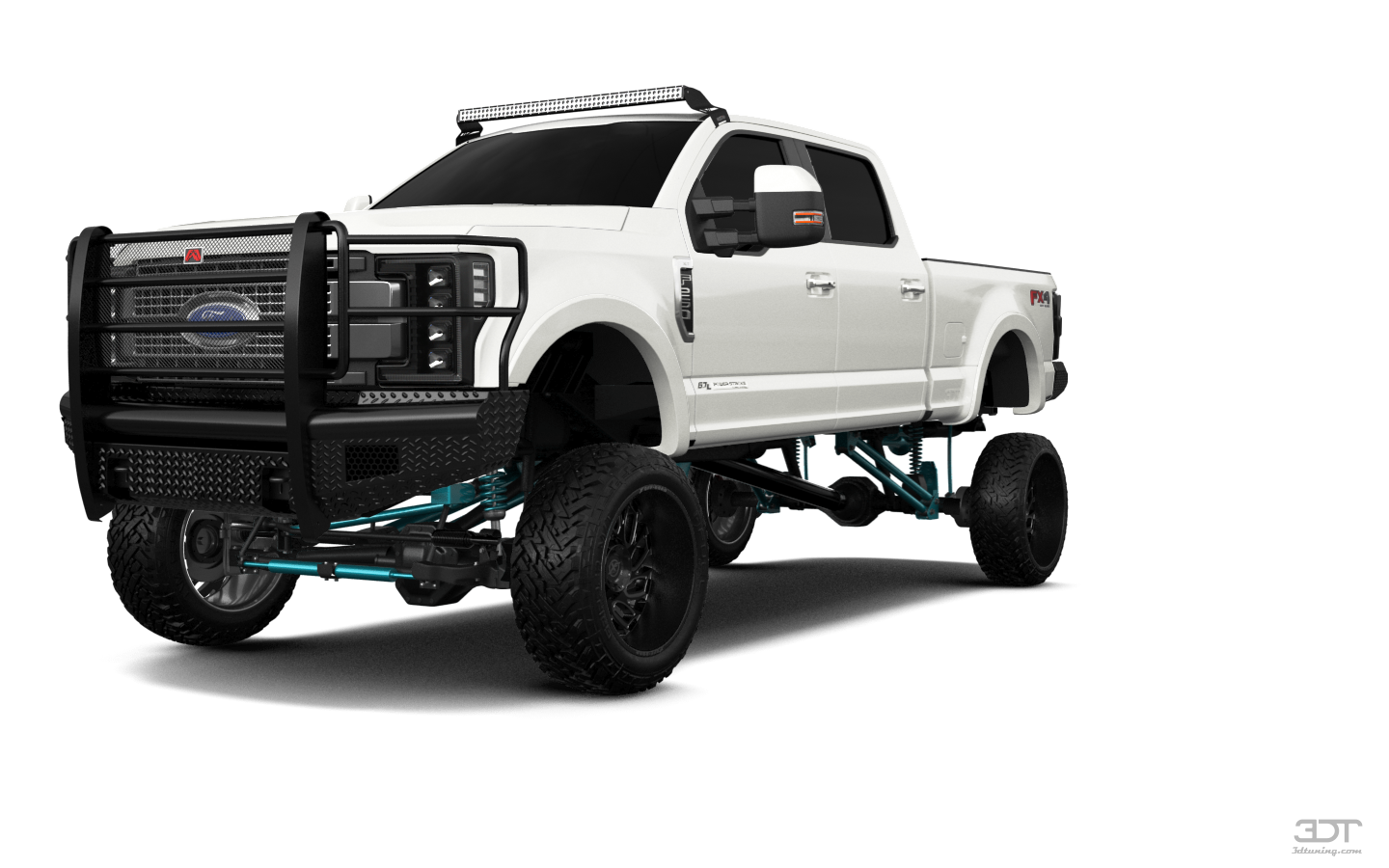 Ford F-250 Truck 2018 tuning