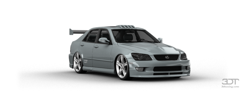 Lexus IS'03