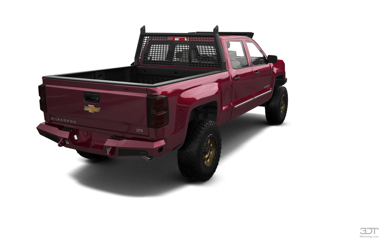 Chevrolet Silverado 2500 4 Door pickup truck 2015 tuning