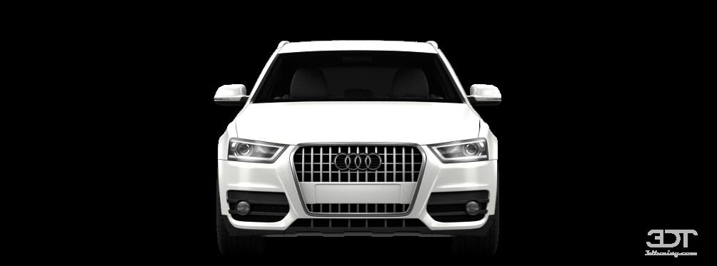 Audi Q3'12