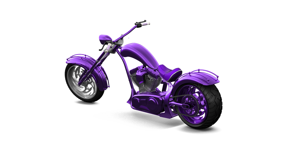 Custom Chopper'17