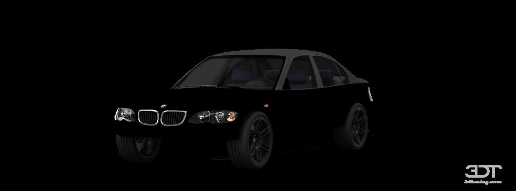 BMW 3 series (facelift) Sedan 2002 tuning