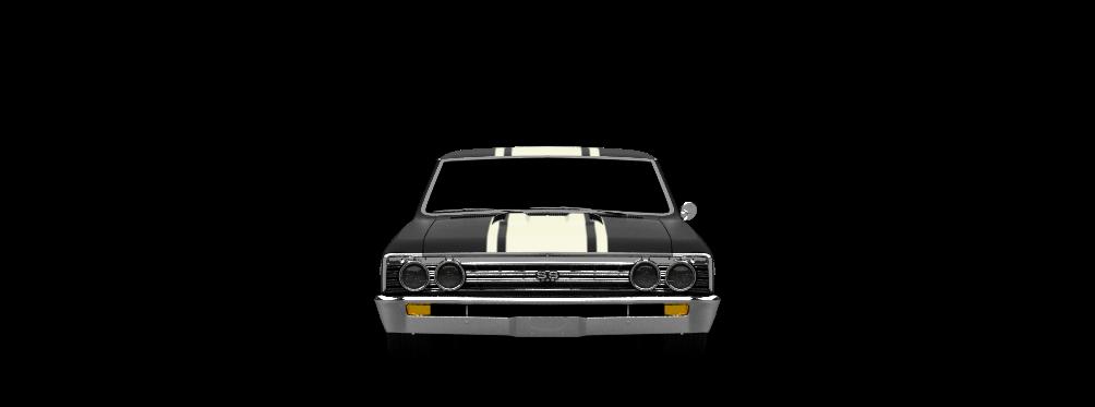 Chevrolet Chevelle SS-396'67
