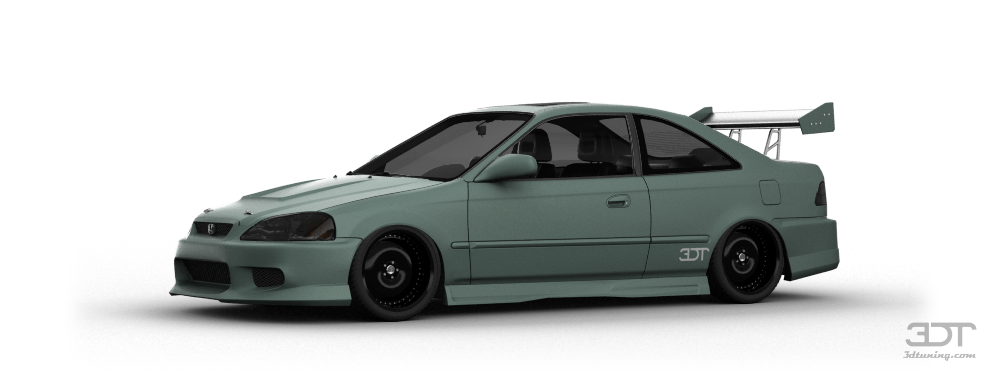 Honda Civic Si'99