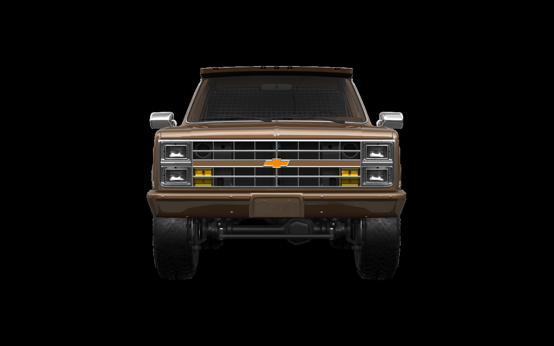 Chevrolet Silverado C-10'81
