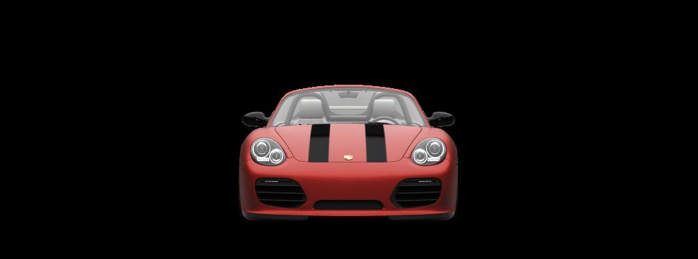 Porsche Boxster Spyder'11
