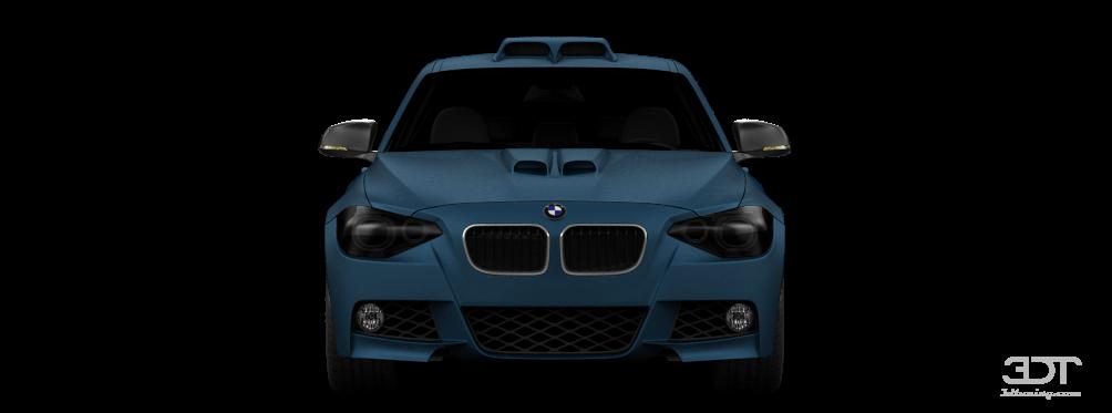 BMW 1 series 5 Door Hatchback 2011