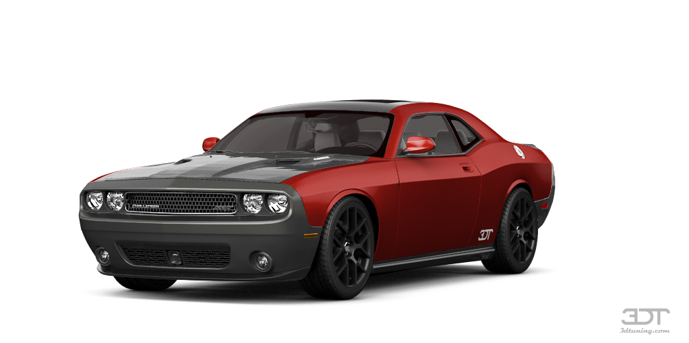 Dodge Challenger 2 Door Coupe 2109 tuning