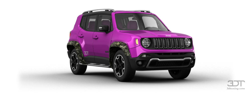Jeep Renegade Tuning Parts >> 3DTuning of Jeep Renegade SUV 2015 3DTuning.com - unique on-line car configurator for more than ...