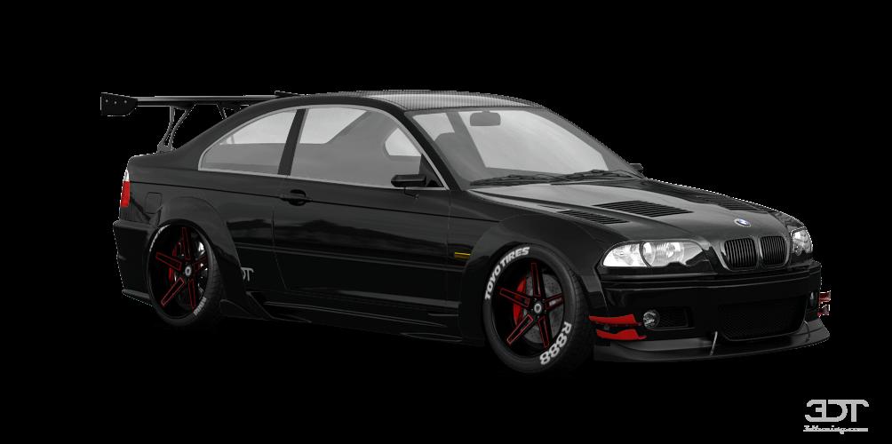 BMW 3 Series 2 Door Coupe 2002 Tuning