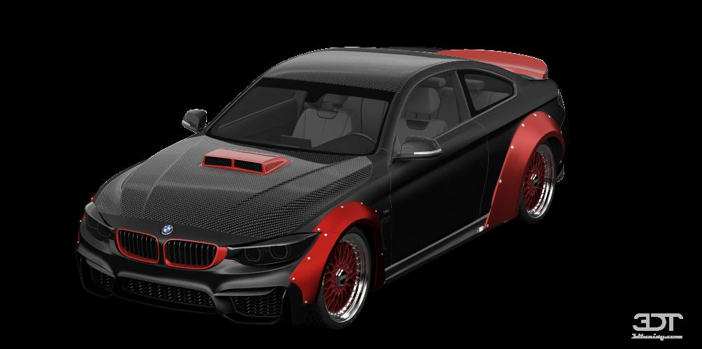 BMW 4 series 2 Door Coupe 2015 tuning