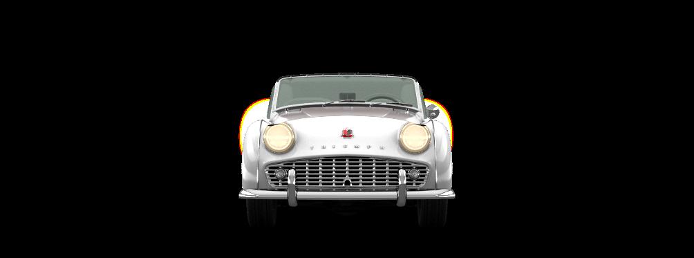 Triumph TR3B'62