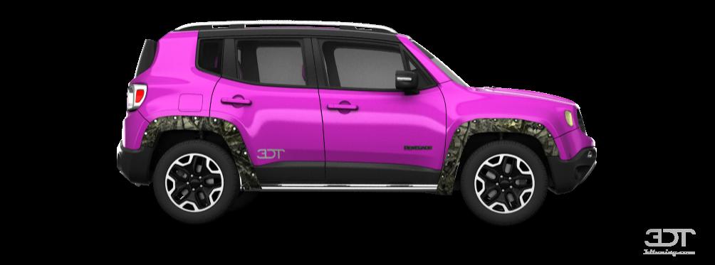 Jeep Patriot 3DTuning of Jeep Renegade SUV 2015 3DTuning.com - unique ...