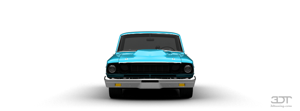 My perfect Ford Fairlane Thunderbolt