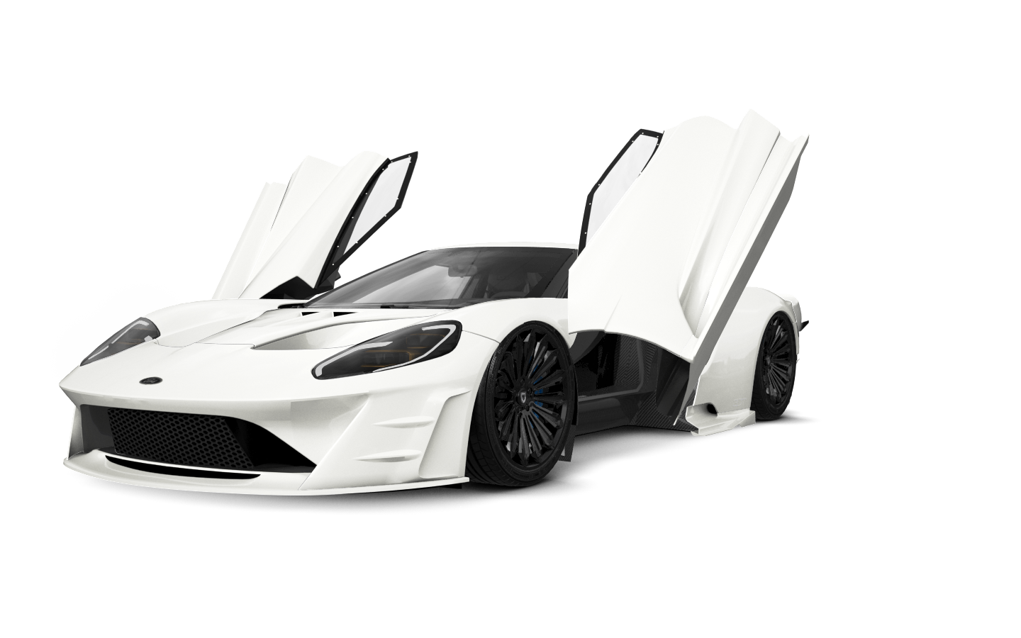 Ford GT 2 Door Coupe 2017 tuning