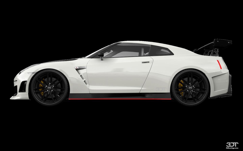 Nissan GT-R 2 Door Coupe 2010 tuning