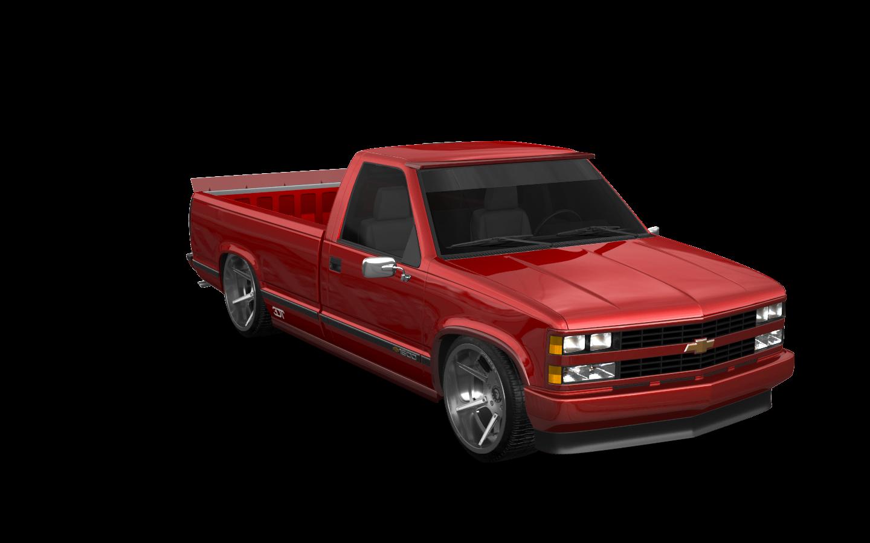 Chevrolet K1500 Regular Cab Fleetside Pickup 1988 tuning