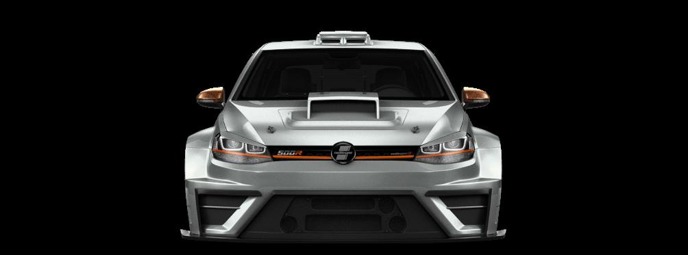 Volkswagen Golf 7 5 Door Hatchback 2014