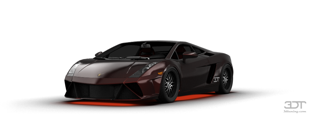 Lamborghini Gallardo Coupe 2005 tuning
