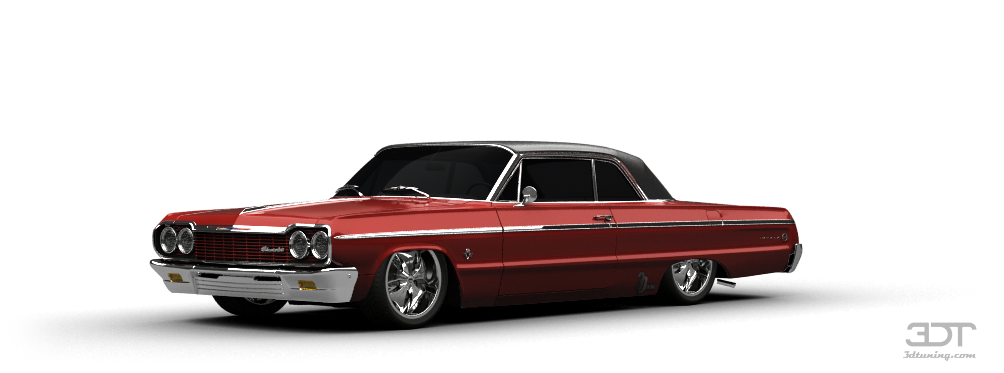 Chevrolet Impala SS 409 Coupe 1964 tuning